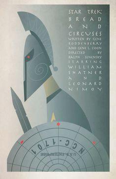 3/14/15  5:35a  Star Trek ''Bread and Circuses''  Season 2  Episode 25  1968  corrieamattina.com