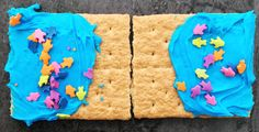 Moses Parting the Red Sea! VBS Snack!
