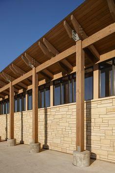 Terry Trueblood Boathouse, by ASK Studio / Iowa City, Iowa