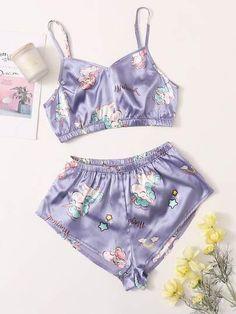 Cute Pajama Sets, Cute Pajamas, Pj Sets, Lazy Outfits, Cute Casual Outfits, Hijab Fashion Summer, Fashion Outfits, 6th Grade Outfits, Cute Sleepwear
