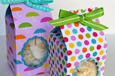 Spring Treat Boxes by inspirednest.ca