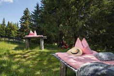 Den Sommer genießen ☀️ Besuchen Sie bei Ihrem nächsten Besuch in der Katschberg Lodge - Ainkehr doch einmal die Kuschelalm Katschberg - Hier genießen Sie 𝐚𝐛𝐬𝐨𝐥𝐮𝐭𝐞 𝐑𝐮𝐡𝐞 𝐚𝐦 𝐁𝐞𝐫𝐠. 🍃😌🌿 #katschberglodge #kuschelalmkatschberg #wirsetzendembergdiekroneauf Berg, Lodges, Summer Vacations, Family Vacations, Tours, Interesting Facts, Hiking, Cabins, Chalets