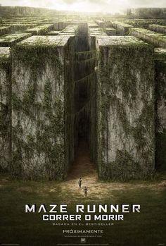 Teaser póster en español de The Maze Runner