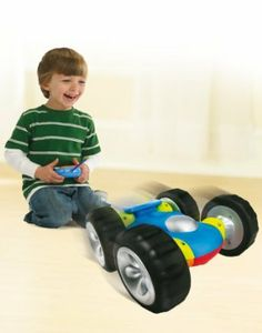 playskool tonka bounce back remote control car toddler flips over amazoncouk