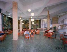 cafe de La Laboral  Gijon Spain