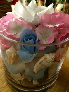 Seashell Floral