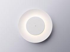 ::  Ferréol Babin,  Lunaire wall lamp, edited by FontanaArte ::