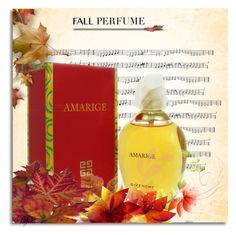 """Fall Perfume in Creative Beauty"" by anjelakewell ❤ liked on Polyvore featuring beauty and Givenchy"