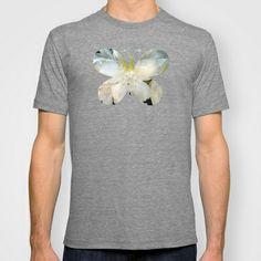 White Beauty T-shirt by Geni - $22.00
