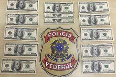 FENAPEF - PF prende peruano que tentava trocar mais de dois mil dólares falsos