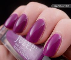 ProcrastiNails: The Julep Gem Collection 2013: Bette #julep #nailpolish #julepmaven
