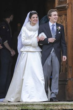 The wedding of Archduke Christophe of Austria to Miss Adelaide Drapé-Frisch in 2013.