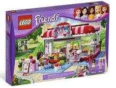 Jeu de construction LEGO Friends 3061 - Le Cafe