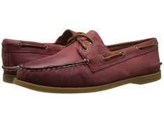 Sperry Top-Sider A/O 2-Eye Weathered & Worn at 6pm.com