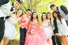 Quinceaneras Damas and Chambelanes. Quinceaneras photograp… | Flickr