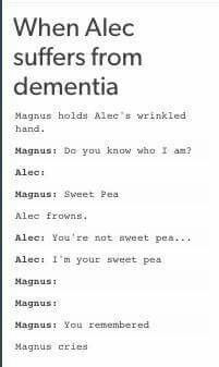 Malec is the cutest ever :333