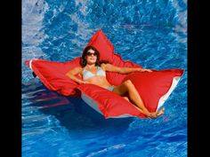Let your cocktail float alongside you or simply add a splash of personality to a day at the pool with one of these swanky, functional floats.