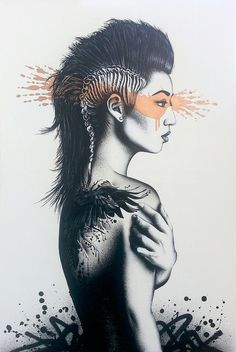 Tsurui by Fin DAC, via Flickr