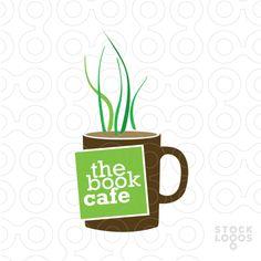 Logo: The Book Cafe