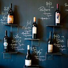 魔法の〔黒板塗料〕でカフェ風の瓶ラベルやマグカップが作れる♡