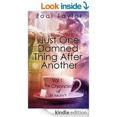 Just One Damned Thing After Another (The Chronicles of St. Mary's Book 1)  Jodi Taylor is one of my favourite authors ever. Read the first 3 books of the Chronicles earlier this year.