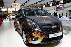 Chevrolet SPARK Chevrolet Spark, Fancy Cars, Chevy, Dit, Vroom Vroom, My Style, Vehicles, Inspire, Cars