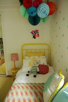 Pippi's Whimsical Wonderland Kids Room Tour   Apartment Therapy