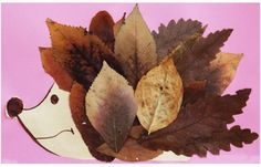 15 Cool Applique Ideas From Autumn Leaves | Kidsomania