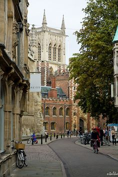 Cambridge, England                                                                                                                                                      More