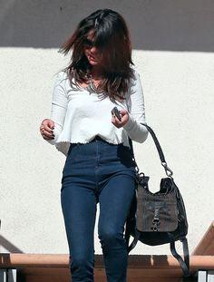 selena gomez é fã de jeans