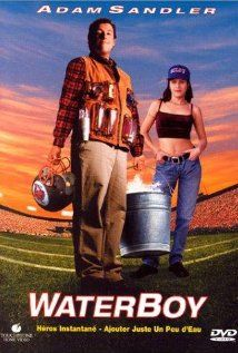 I'm not a big Adam Sandler fan but I love this movie.