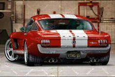 Mustang custom