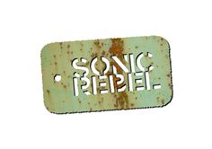 Logo for artist branding of DJ / producer (2006)