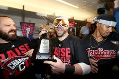 Pop the champagne, Tribe. You're going to the World Series! #GetDirty #RallyTogether