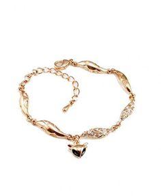 Mini Fox Bracelet. If it were silver. Yes please!