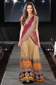 Saadia mirza bridal 2013 collection pakistan fashion.  Fashion world