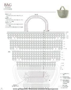 Альбом«Asahi Original - Bag Arrange and Motif Pattern»/мотивы узоров для…