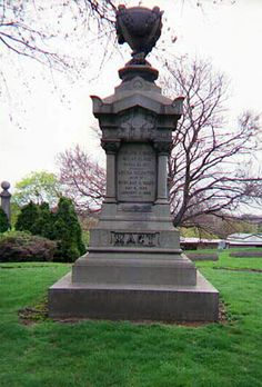Rowland H. Macy  Birth:  Aug. 30, 1822   Death:  Mar. 29, 1877     Founder of Macy's Department Stores.