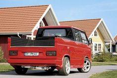 VW T3 Doppelkabine von Patrik Hoffmann