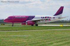 Airbus A320-232 - HA-LPJ - Wizz Air
