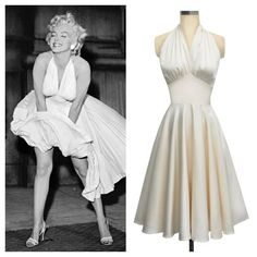 Easy Halloween Costume Ideas: Marilyn Monroe