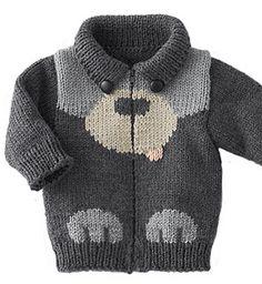 Jungen Pullover Modelle - Knitting For Kids Baby Knitting Patterns, Baby Boy Knitting, Knitting For Kids, Crochet For Kids, Baby Patterns, Free Knitting, Crochet Baby, Knit Crochet, Baby Sweater Patterns