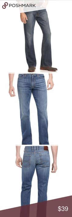 Men's Lucky Brand 367 Vintage Boot Cut Jeans 34/32 Men's Lucky Brand 367 Vintage Boot Cut Jeans 34/32.  New without tags. Color is the same as photos. Lucky Brand Jeans Bootcut