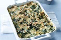 Baked Triple-Veggie Dip Recipe - Kraft Recipes