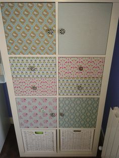ikea hack for my baby bedroom Pour l'idée de customisation
