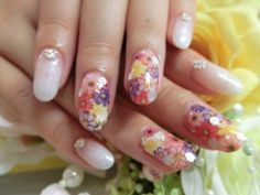 Japanese gel nails