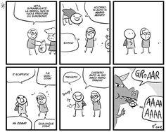 Tutto Scottecs 4 – Anteprima – Svrambligatz il supereroe scemo | Scottecs Comics