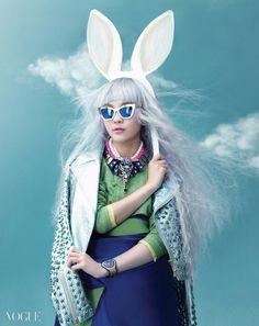 Hanbok Lynn (Once Upon A Time)   Vogue