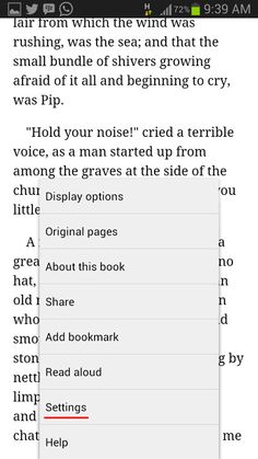 How to Enable High quality Text to Speech feature in Google Play books