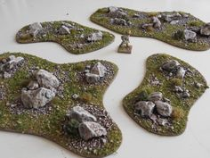 Anglo Saxon Church, village and other dark age scenery finished! - Page3